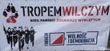 Trzeci bieg Tropem Wilczym w Wilczynie ,czyli pamięci Żołnierzy Wyklętych