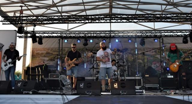 Koncert zespołu Drunk'n'rolled. 10. Święto Jeziora w Zbąszyniu - 30.07.2021