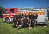 Dzień dziecka w Werblini (gmina Puck): strażacy przygotowali maluchom dzień pełen wrażeń, przyjemności i radochy   ZDJĘCIA