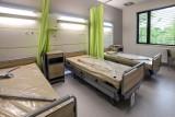 Nowy budynek szpitala przy Arkońskiej w Szczecinie. Tymczasowo dla osób zakażonych koronawirusem
