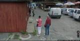 Przyłapani na ulicach Miastka! Mieszkańcy uchwyceni przez Google Street View