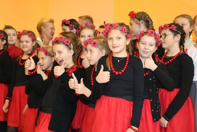 Powiatowy Festiwal Pieśni Legionowej i Historycznej w Godzieszach Wielkich