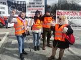Mieszkańcy Radomska na Międzynarodowym Marszu o Wolność w Warszawie