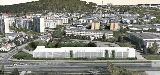 U zbiegu Krakowskiej i Podklasztornej w Kielcach powstanie piętrowy parking.