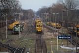 WSCHOWA. Powrót połączenia kolejowego Leszno - Głogów - Zielona Góra. [ZDJĘCIA]
