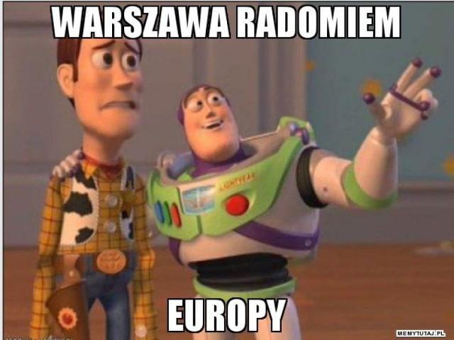 Radom, Sosnowiec, Łódź - polskie miasta w memach. Internauci są bezlitośni!