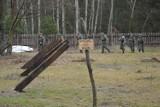 Bitwa o Tomaszów w Skansenie Rzeki Pilicy. Odtworzyli wydarzenia z czasów II wojny światowej [ZDJĘCIA]