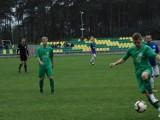 Stadion w Budzyniu po remoncie i ...przed remontem