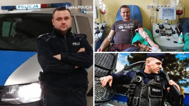 Świetni policjanci, niezwykli ludzie. Poznajcie historie 21 bohaterów z woj. śląskiego. Zobaczcie kolejne slajdy >>>