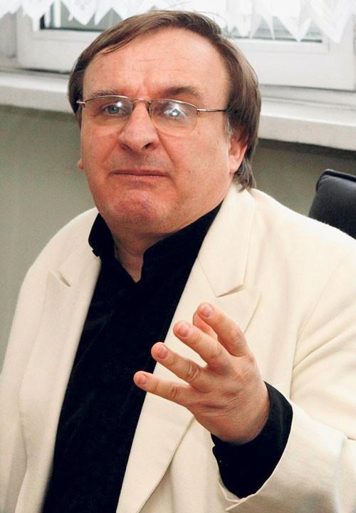 Sławomir Pietras, dyrektor artystyczny festiwalu