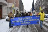 Marsz na Zgodę 2019 [ZDJĘCIA]. Ślązacy upamiętnili ofiary Tragedii Górnośląskiej