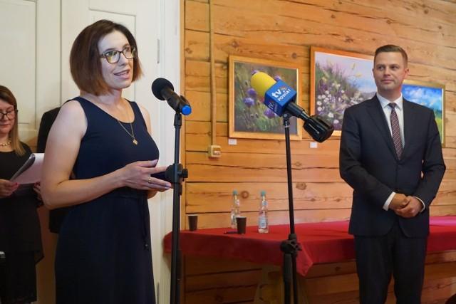 Nagrodę Bonum Facere  otrzymała m.in. Teresa Żuławińska