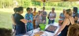 Powiat chełmski. Pysznie i kolorowo na kulinarnych warsztatach ekologicznych dla seniorów. Zobacz zdjęcia
