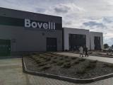 Bovelli Bedding. W strefie w Fałkowie otwarto pierwszą fabrykę