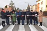 Odolanów. Ulica Ludomiry Namysł oraz Plac Kościuszki oficjalnie otwarte