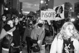 Kobiety znów protestowały w Pile. Zobacz ich walkę o swoje prawa w obiektywie Daniela Cichego!