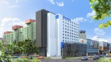 Budowa hotelu Novotel Łódź Centrum. Zobacz, jak będzie wyglądał