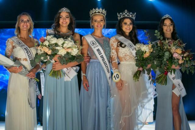 Miss Opolszczyzny 2018. Gala w CWK w Opolu.