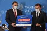 Ponad 7 milionów zł na walkę z osuwiskami w Małopolsce
