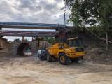 Wiadukty kolejowe w Chodzieży - w remoncie. Trwają prace na ulicy Kochanowskiego i Mostowej