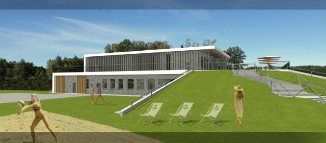 O jedna z największych inwestycji zaplanowanych w świeckim budżecie w 2021 roku - przebudowa ośrodka Deczno
