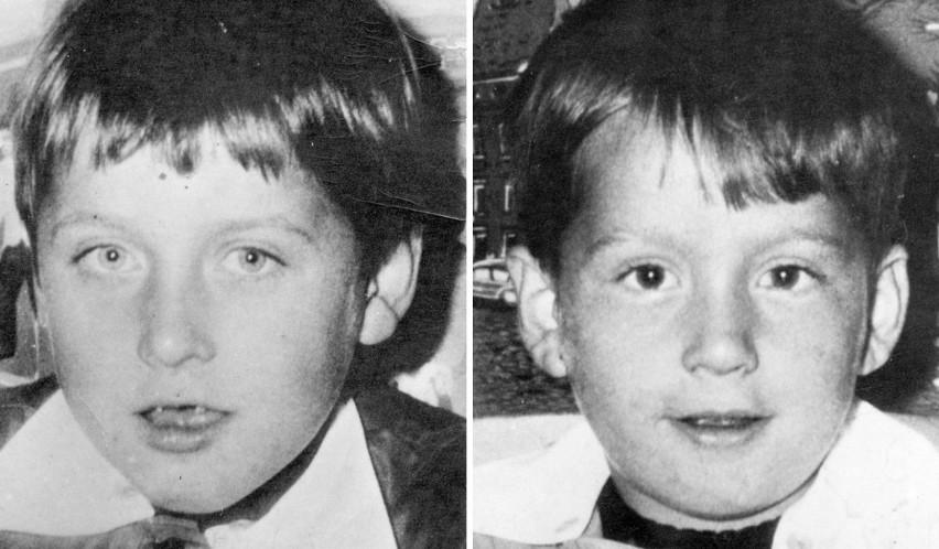 W kwietniu 1979 roku 9 letni Andrzej i 7 letni Mariusz...