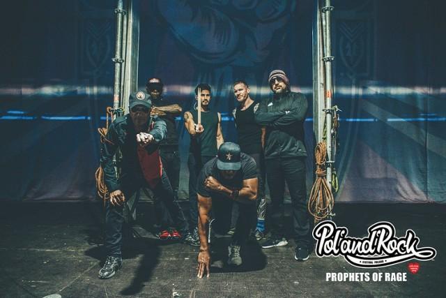 PolandRock 2019. Kto wystąpi na PolandRock Festival 2019 Prophets of Rage