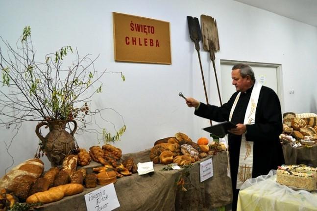 Bogatynia: Święto chleba