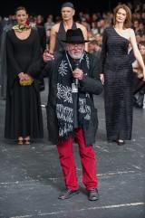 Fashion Week 2015. Gala otwarcia: Jerzy Antkowiak otrzymał Złotego Flaminga, pokazy [ZDJĘCIA]