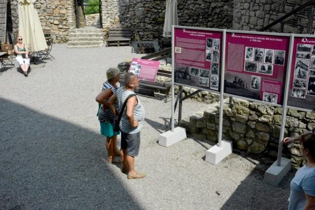 Muzeum Zagłębia ma już 65 lat. Wystawę możemy zobaczyć na zamkowym dziedzińcu   Zobacz kolejne zdjęcia/plansze. Przesuwaj zdjęcia w prawo - naciśnij strzałkę lub przycisk NASTĘPNE