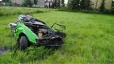 Przełom w sprawie śmiertelnego wypadku w Piławie Dolnej sprzed 9 lat. Ekshumowali ciała ofiar, znaleźli sprawcę?