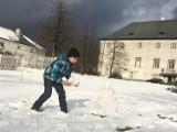 Śnieżyca na Śmigusa Dyngusa. Co się dzieje z pogodą? [ZDJĘCIA]
