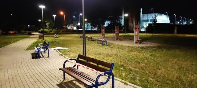W niedzielę 18 lipca włocławski Klub Konfederacji odnowił ponad 30 ławek i śmietników na terenie miasta