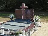 Pomnik na nagrobku Krzysztofa Krawczyka będzie poświęcony w sobotę, 16.10.2021