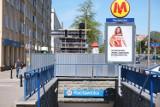 Nowa winda zamiast dźwigu na stacji metra Racławicka po kilku latach. Czy to niezbędna inwestycja?