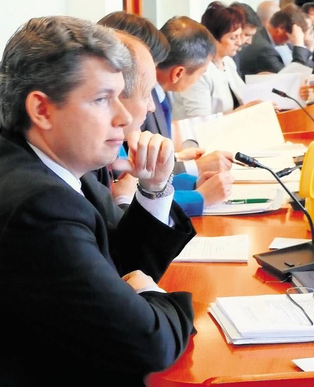 Jarosław Brózda uważa zarzuty byłej inspektor za absurdalne