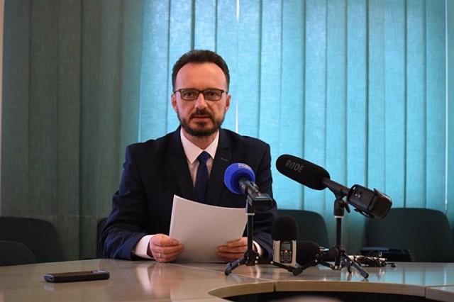 Andrzej Kosiniec był wiceprezydentem Chełma od listopada 2018 roku