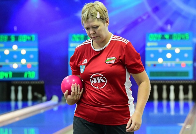 Alina Pstrąg-Wiligała wygrała w Tarnowie Podgórnym swój pojedynek.
