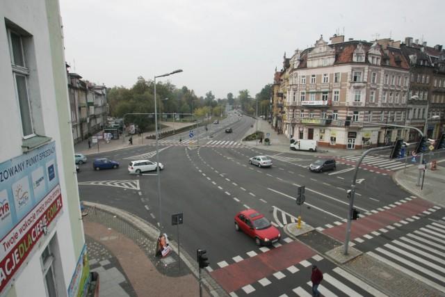 Remonty dróg w Legnicy - zmiany w centrum