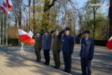 Dzień Niepodległości w Raciborzu: Składano wieńce pod pomnikami [ZDJĘCIA]