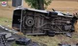 Policja poszukuje świadków wypadku drogowego. W zdarzeniu zginęły 4 osoby