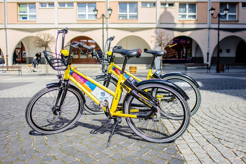 210664f24fe29d 29 marca rusza jaworski rower miejski [ZDJĘCIA] - NaszeMiasto.pl