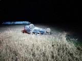 Staniewice - Tyń: Groźny wypadek [ZDJĘCIA] - aktualizacja - kierowca miał 0,96 promila alkoholu