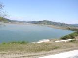Przyszłe jezioro Mucharskie po deszczach już pełne wody [ZDJĘCIA]