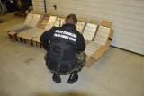 Hrebenne. Straż Graniczna zatrzymała 8 członków zorganizowanej grupy przestępczej
