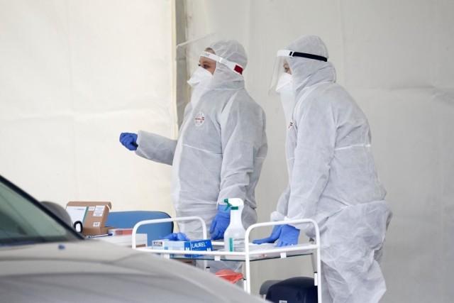 Dane statystyczne dotyczące pandemii koronawirusa w czwartek, 16 września 2021 roku.