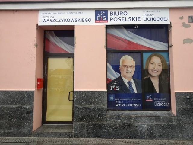 Sieradzkie biuro PiS