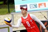 Nicolas Szerszeń: Jestem podekscytowany powrotem do hali i rozpoczęciem treningów