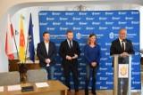 Podpisano umowę na budowę ronda na skrzyżowaniu ulic: Pomorskiej i Pelplińskiej