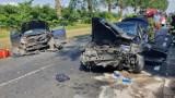 Siedem osób rannych w wypadku koło Przytocznej